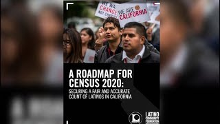 Citizenship Questions in the 2020 Census Designed to Intimidate Latino Communities