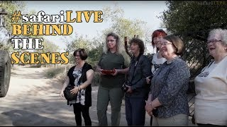 safariLIVE crew meets you- our Fans from across the world. thumbnail