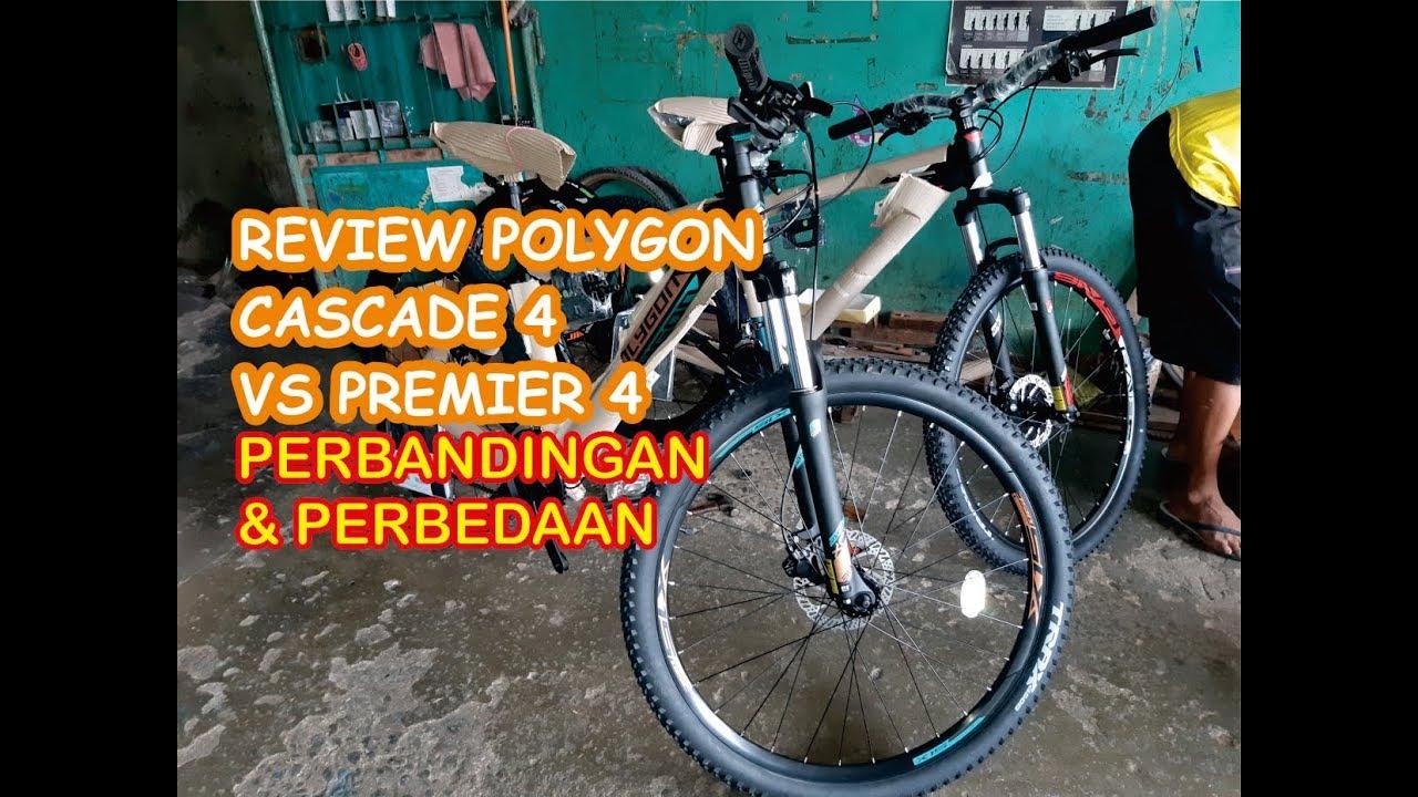 Review Polygon Cascade 4 vs Premier 4 | Perbedaan dan