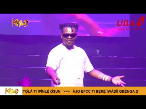 Olamide Shut Down UBA Award 2019 With Hit Performance {Nigerian Entertainment}