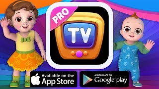 ChuChu TV Pro App 2.0 – 1000's of Nursery Rhymes Videos with 100's Of Learning Activities for Kids
