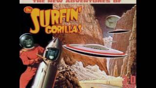 The Surfin' Gorillas - Bikini Girls With Machine Guns (The Cramps Cover)