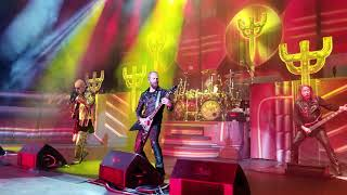 Judas Priest - Firepower; Michigan Lottery Amphitheatre at Freedom Hill; Sterling Hts, MI; 8-24-18