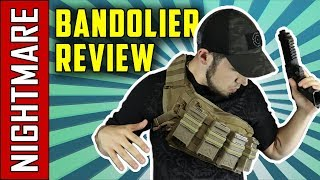 Tactical Bandolier Review and Loadout Suggestions
