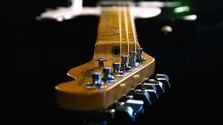 Dark Blues Rock Guitar Backing Track Jam in D Minor
