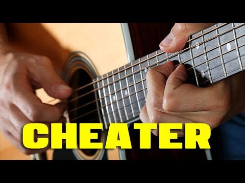 3 HUGE Guitar Practice Cheats (WHY YOU CAN'T BUILD TECHNIQUE)