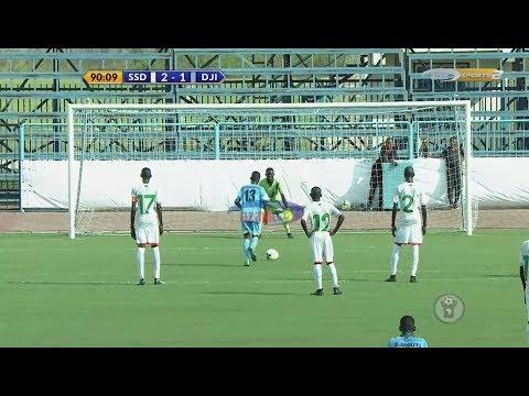 HIGHLIGHTS: SOUTH SUDAN 2-1 DJIBOUT (CECAFA U17 AFCON QUALIFIER)