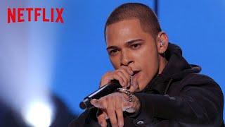Flawless Real Talk Gets Emotional Performing On My Way | Rhythm + Flow | Netflix