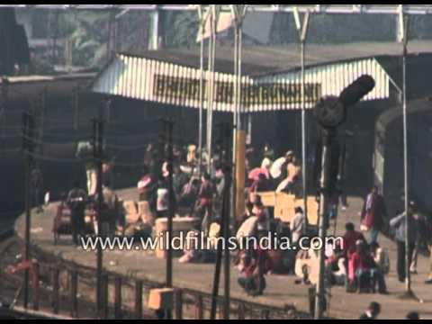 Guwahati Railway station : archival footage