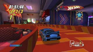 [Xbox 360] Hot Wheels: Beat That! - Turbo: Bowling Alley Tournament - Hot Wheels Drift King 24/Seven