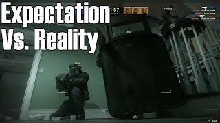 E3 Trailer Vs. Reality - Rainbow Six Siege