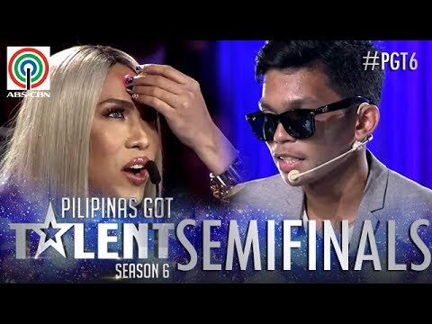 "Pilipinas Got Talent 2018 Semifinals: Jepthah ""Wow Magic"" Callitong - Magic"