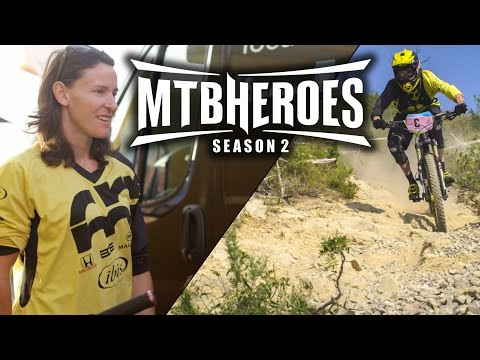 MTB HEROES Season 2 - Episode 11 - Anne Caroline Chausson - Teaser HD