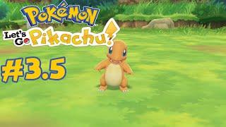 Jens Gennemføre: Pokémon Let's Go Pikachu - Episode 3.5
