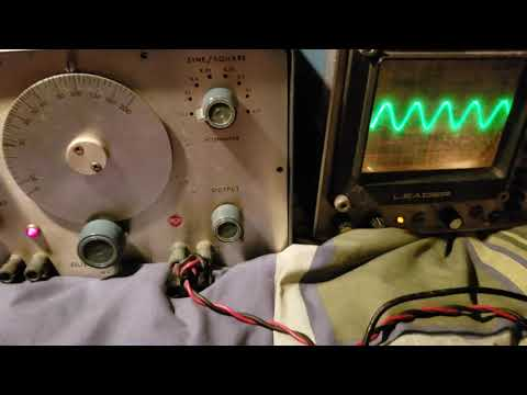 what is an audio generator (function generator)  and what does it do