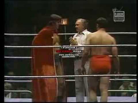 Baron Mikel Scicluna vs. Victor Rivera 10/25/76