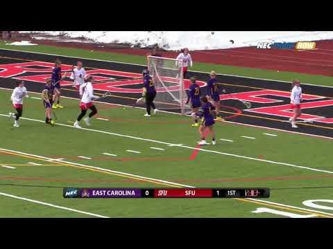 Saint Francis women's lacrosse vs. East Carolina - Mar. 10, 2018