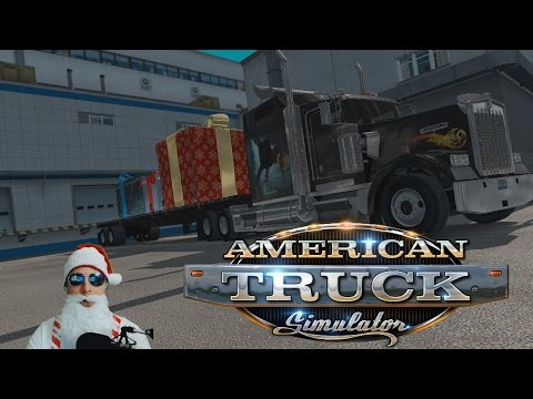 ACTUAL PRESENTS! (American Truck Simulator Ep33)