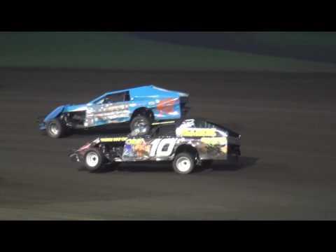 IMCA Modified feature Benton County Speedway 8/28/16