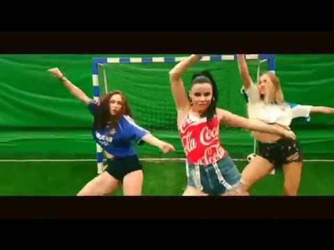 TeamNyusha - команда Нюши - Goalie Goalie (танец под сингл от Arash, Nyusha, Pitbull)