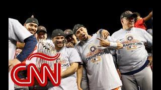 ¿Perderán Los Astros el título de la Serie Mundial 2017?