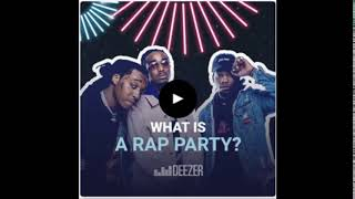 What is a rap party