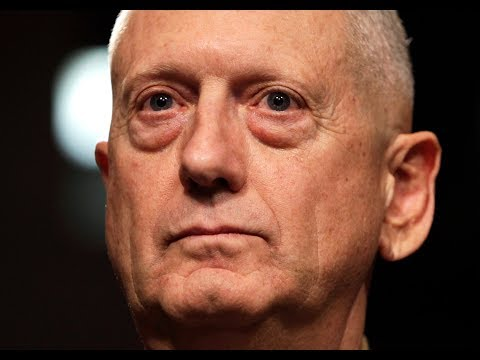 Download Youtube: FULL SPEECH: James Mad dog Mattis: Army 'must stand ready' in face of North Korean threat
