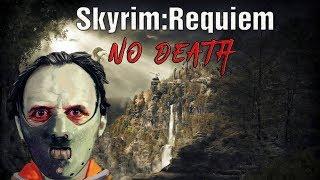 Skyrim Requiem (No Death): Босмер-Каннибал (маг-атронах) #2 Грязный воришка