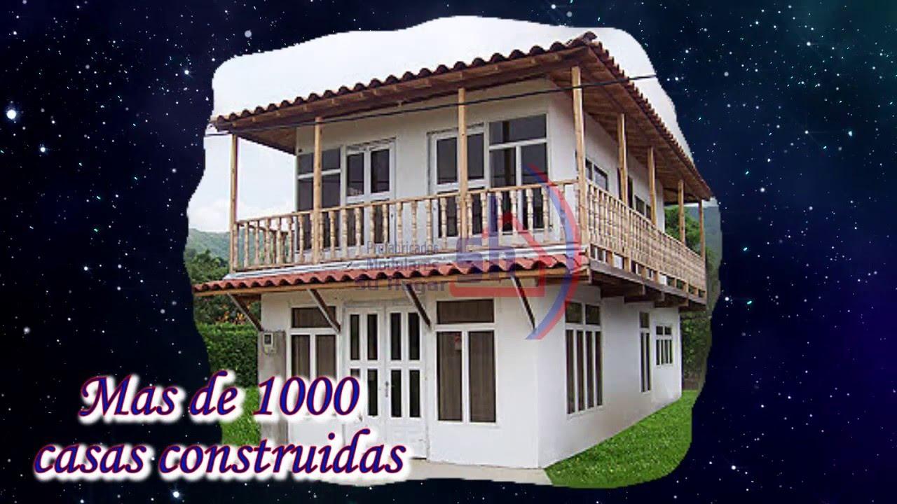 Casas Prefabricadas De Dos Pisos Bogota Casas