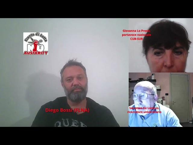 Apertura scuole in presenza: intervista a Giovanna Lo Presti e Salvatore De Lorenzo