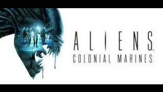 Aliens: Colonial Marines Gameplay PC/1080p HD