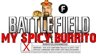 ★Battlefield 4 My Spicy Burrito(Comedy Movie Voice Montage)4k porn★