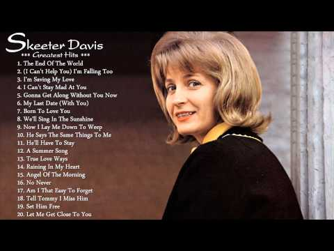 Skeeter Davis's Greatest Hits | The Very Best of Skeeter Davis