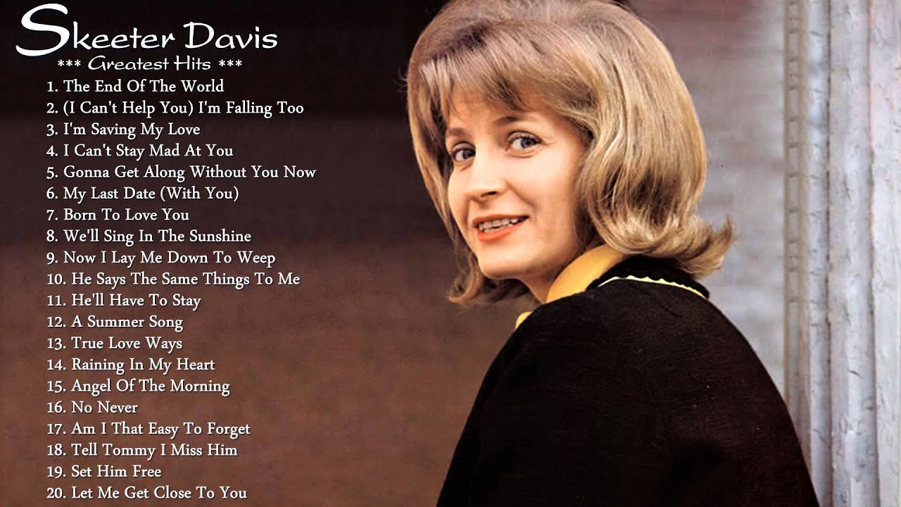 Skeeter Davis's Greatest Hits ...