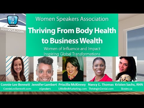 Thriving from Body Heath to Business Wealth