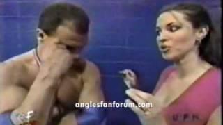 Kurt Angle & Stephanie McMahon Tributes