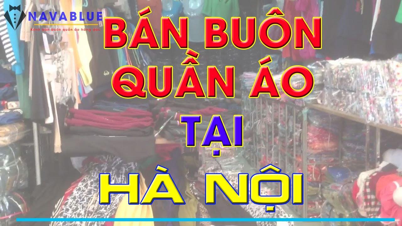 Bán Buôn, Bán Sỉ Quần Áo VNXK Tại Hà Nội  | Navablue.com