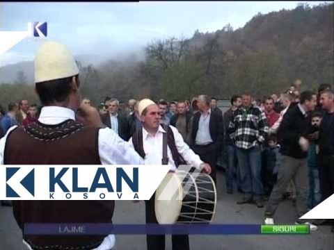 Siguri: Falja e Kurban Bajramit në Marec. Festohet me armë - KLANKOSOVA.tv