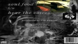 Soul Food To Go(Sina)/Hear The Voice(Bahia De Todas As Contas) - - Manhattan Transfer, The ‎1987