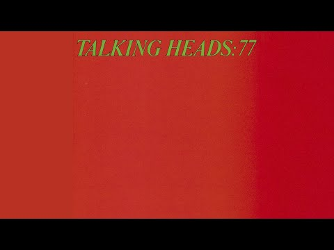 Talking Heads - Psycho Killer (Official Audio)