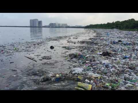 Plastic Pollution in Manila, Philippines