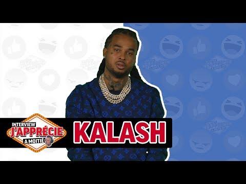 Youtube: Interview«J'apprécie à moitié» avec Kalash #7