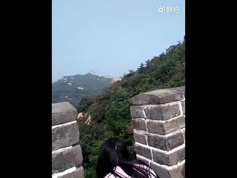 Tourists Flock to Great Wall of China During National Holiday 02