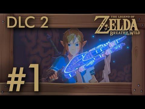 Zelda Breath of the Wild - Champions Ballad Part 1: Tamer's Trial & One-Hit Obliterator