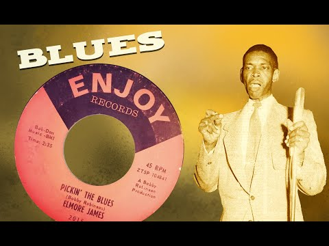 Elmore James-Pickin The Blues