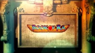 Book of Ra Spielautomaten - Online Slots and Casino Reviews - ExcellentSlots.de