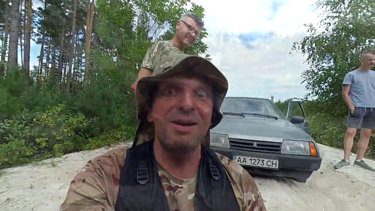 Коп по Киевской области. Фильм 153