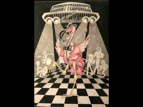Johnny Flamingo Live at the Sidetrack Cafe 1984