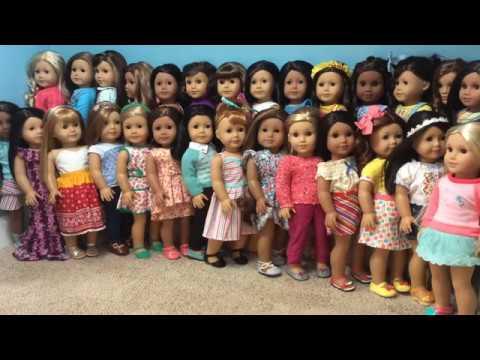 Colorful Dressing my Dolls!
