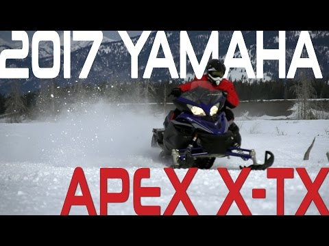 STV 2017 Yamaha Apex XTX
